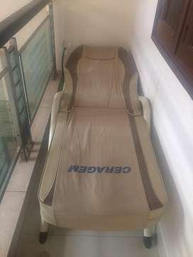 Ceragem bed 95000/- as good as  new bed ...