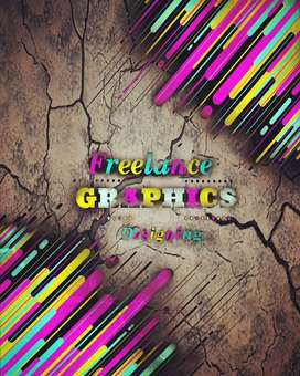 Freelance graphics designing