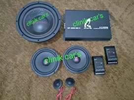 "Paaket Audio Fonalivo 10"" - Power Q-One - Spiker Fonalivo"