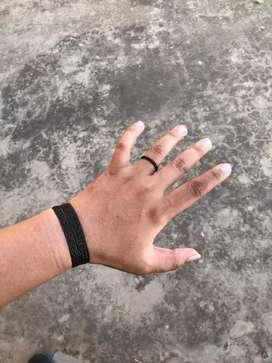 Gelang simpai dan cincin di banjarmasin