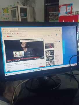 LED monitor BenQ 19 inch  Mulus