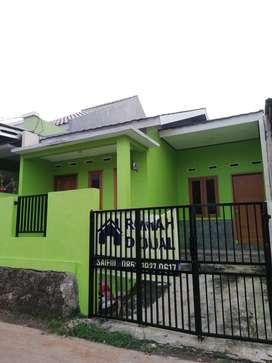 Rumah Siap Huni, Dekat Stasiun Citayam, SHM, Hanya 300 Jutaan
