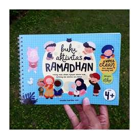 buku aktifitas ramadhan anak