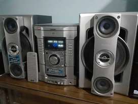 Sony mhc-gn77d