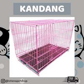 Kandang Kucing Uk 85