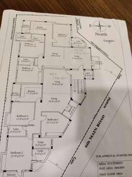 3bhk Under Construction Property For sale in Gopalapuram