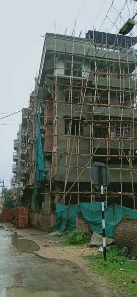 3 Bhk flat for sale at the main Road bypass,90 feet