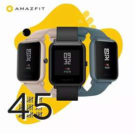 XIAOMI amazfit bip lite (smartwatch) yang terbaru