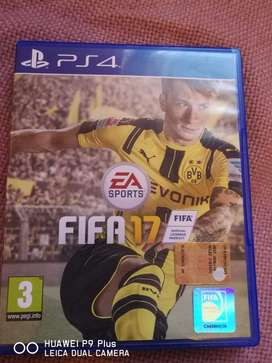 Fifa 17 and 18