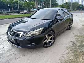 Accord VTI-L Matic Thn 2008. TT Civic City Camry Vios Altis