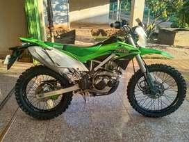 Kawasaki klx bf 150 bf
