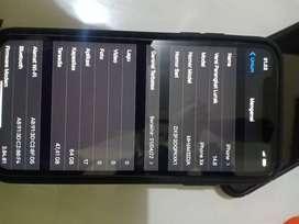 iPhone XR 64 Gb Black Resmi baru aktivasi tgl 13 juni