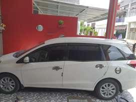 Jual mobil Honda mobilio 2015