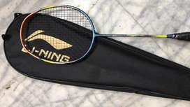 Lining gforce 3800 superlite with strings and bag
