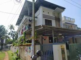 4.5cent land with 1900sqr ft 4bhk 4year old House Ernakulam NParavoor.