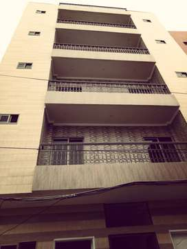Al-Noor Aprtment 2Bed Flat Available For Rent at Jail Road