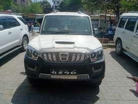 Mahindra Scorpio S4, 2015, Diesel