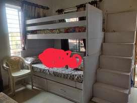 Beautiful bunk bed