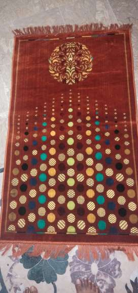 We are manufacture prayer mats. Jainam