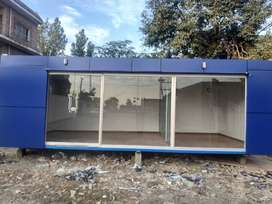 containers office/ prefab cabin/ for sale different size and model