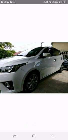 All New Toyota Yaris G 2014