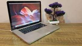 Macbook Pro 2011 intel corei7 sandyBridge Ram 8GB