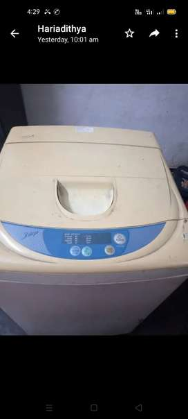 Lg Fully automatic good condition
