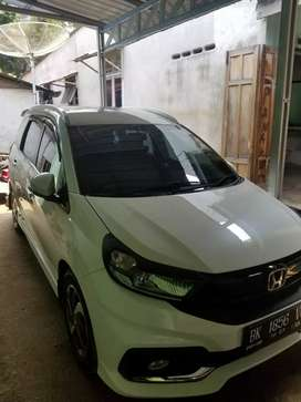 New Honda Mobilio RS MT 2018 (facelift)