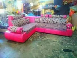 Sofa with 5 year warranty