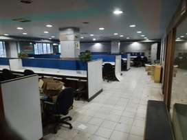 Fully furnished plug& play office available in saltlake sector V