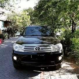 Fortuner G Diesel 2010/Matic, kualitas terjamin full ori pajak aman