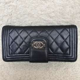 Dompet Chanel made in Italy