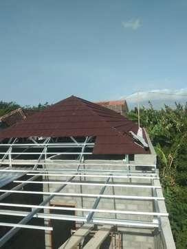 Baja ringan rangka atap era modern