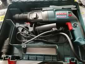 Bosch 26MM Hammer drill (Hilti) 800W with changeable chuck