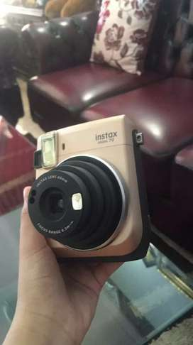 Camera instax fujifilm mini 70