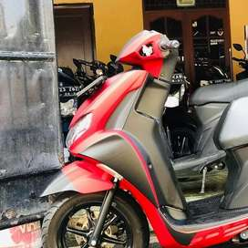 Yamaha All New Freego S 125cc VVA_Fi Thn 2019 likeNew 99% mulus km 1rb