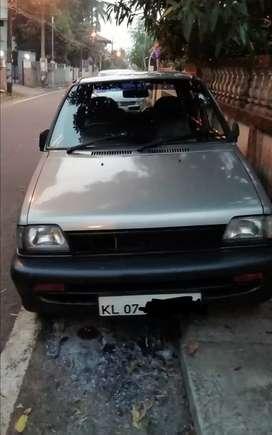 Maruti 800 full condition