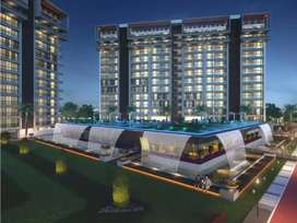 Flat for sale 3 BHK, good location,near green city road.