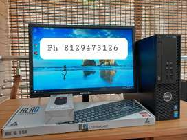 Dell workstation full desktop with warranty
