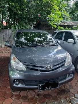 Toyota Avanza, type E, Manual 2014