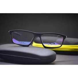Kacamata minus/plus model sport ooakleyy lengkap dengan lensa
