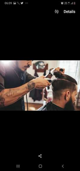 Urgent Need Male Hair Dresser For Job