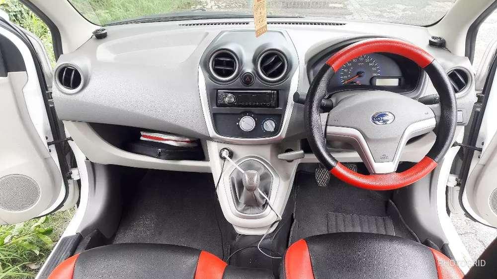 Datsun Go T active 2016 full Variasi komplit KM rendah tangan pertama