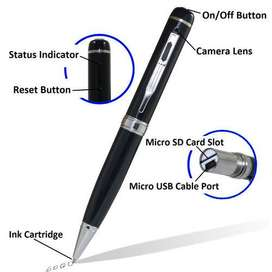 32GB Full HD Spy Pen Audio Video Recorder New Camera Available
