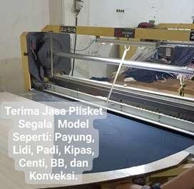 Jasa Plisket Segala Model