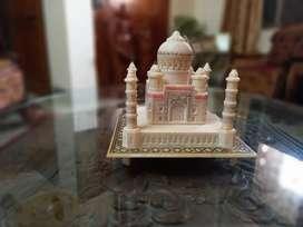 Tajmahal made of marble