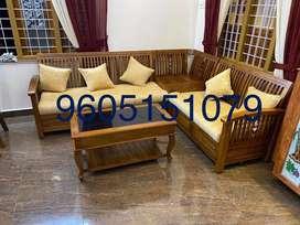 High finish Teak wood furnitures