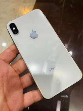 Iphone X 64GB white Approved