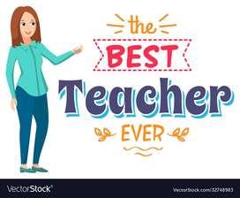 Female Teacher In Agra