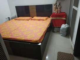 2bhk fully furnished falt for rent in 15k noida extnesion